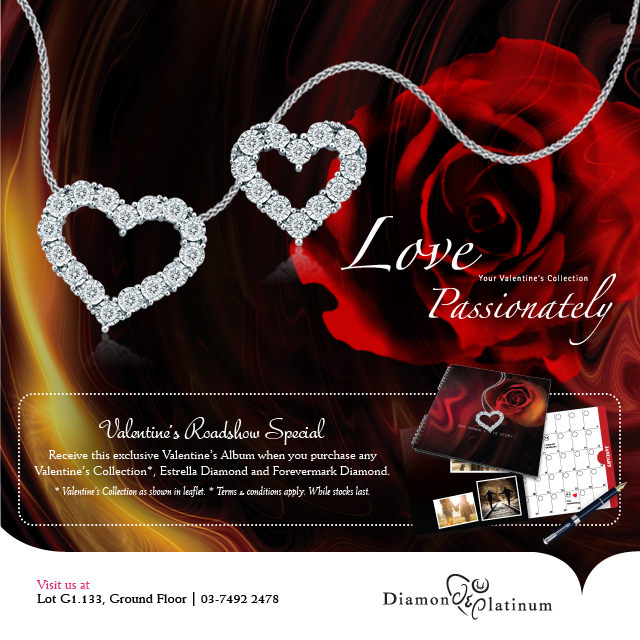 Love Passionately Ring